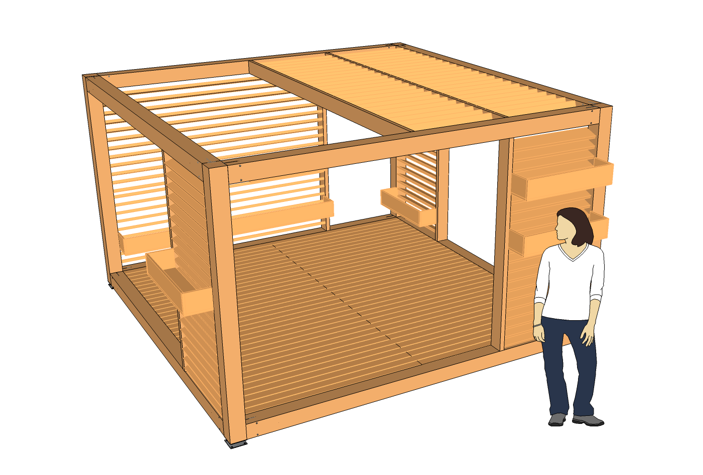 Png 201 5 ko for Exemple de pergola en bois